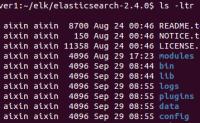 ElasticSearch集群的搭建