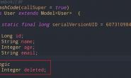 小书MybatisPlus第8篇-逻辑删除实现及API细节精讲