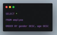 恕我直言你可能真的不会java第7篇:像使用SQL一样排序集合