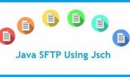 使用Jsch进行安全的文件上传及下载